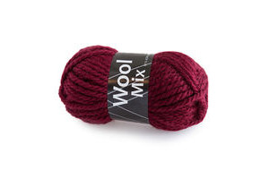 Wool Mix Rød (20)